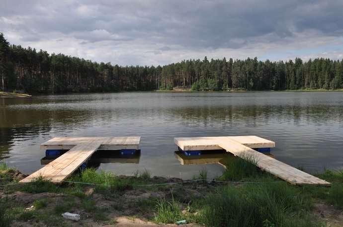 Изготовление металлических и деревянных причалов и мостиков