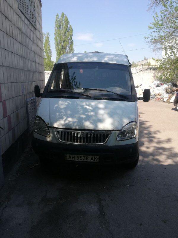 Авто ГАЗ 3302