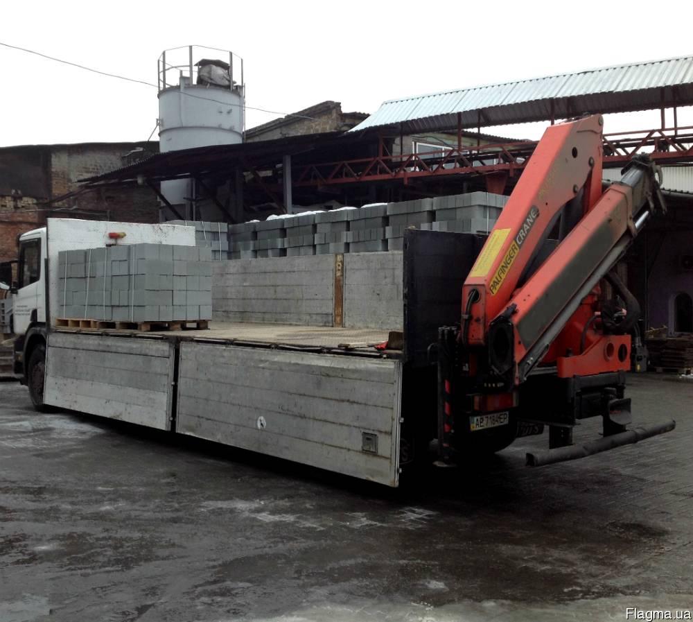 Услуги и аренда крана манипулятора 4-16 тонн!