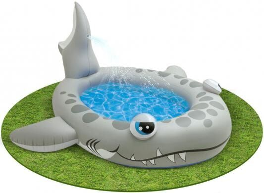 Бассейн детский Акула1