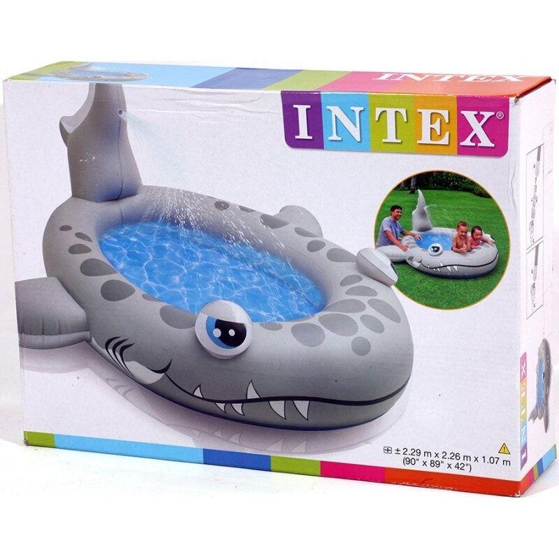 Бассейн детский Акула2