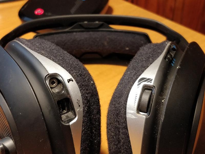 Беспроводные наушники 7.1 Astro A503