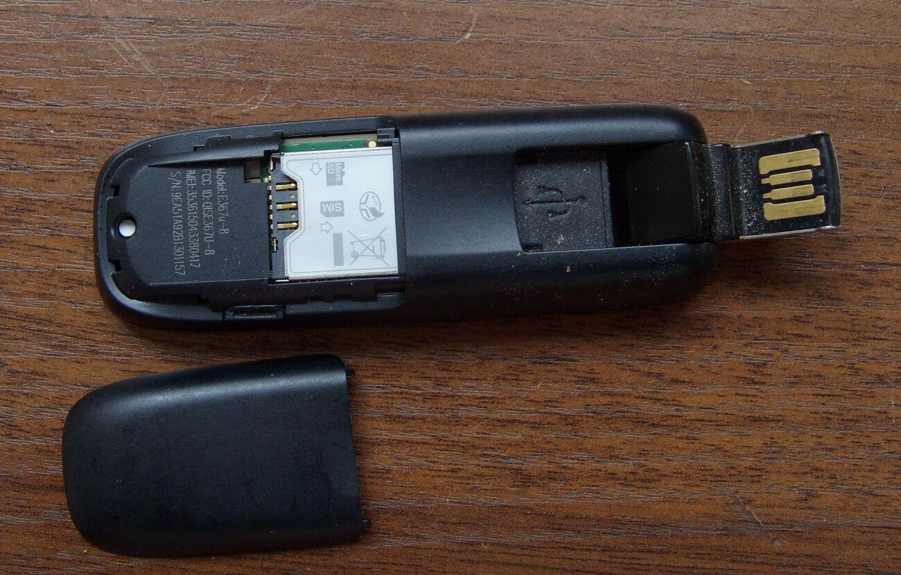 3G Модем Huawei E367,1
