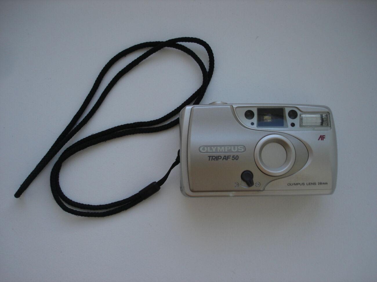 Olympus TRIP AF50 Фотоапарат