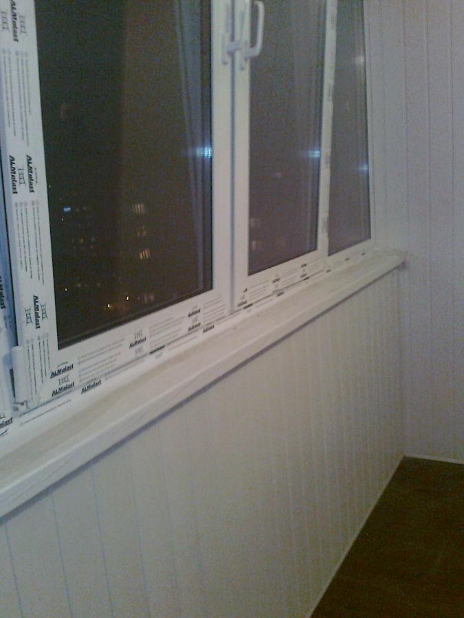 Окна. Балконы под ключ.