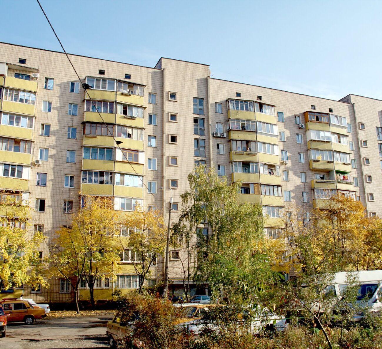 Квартира на Троещине,рядом ТРЦ РАЙОН. ул.Сабурова№17А, Метро Оболонь