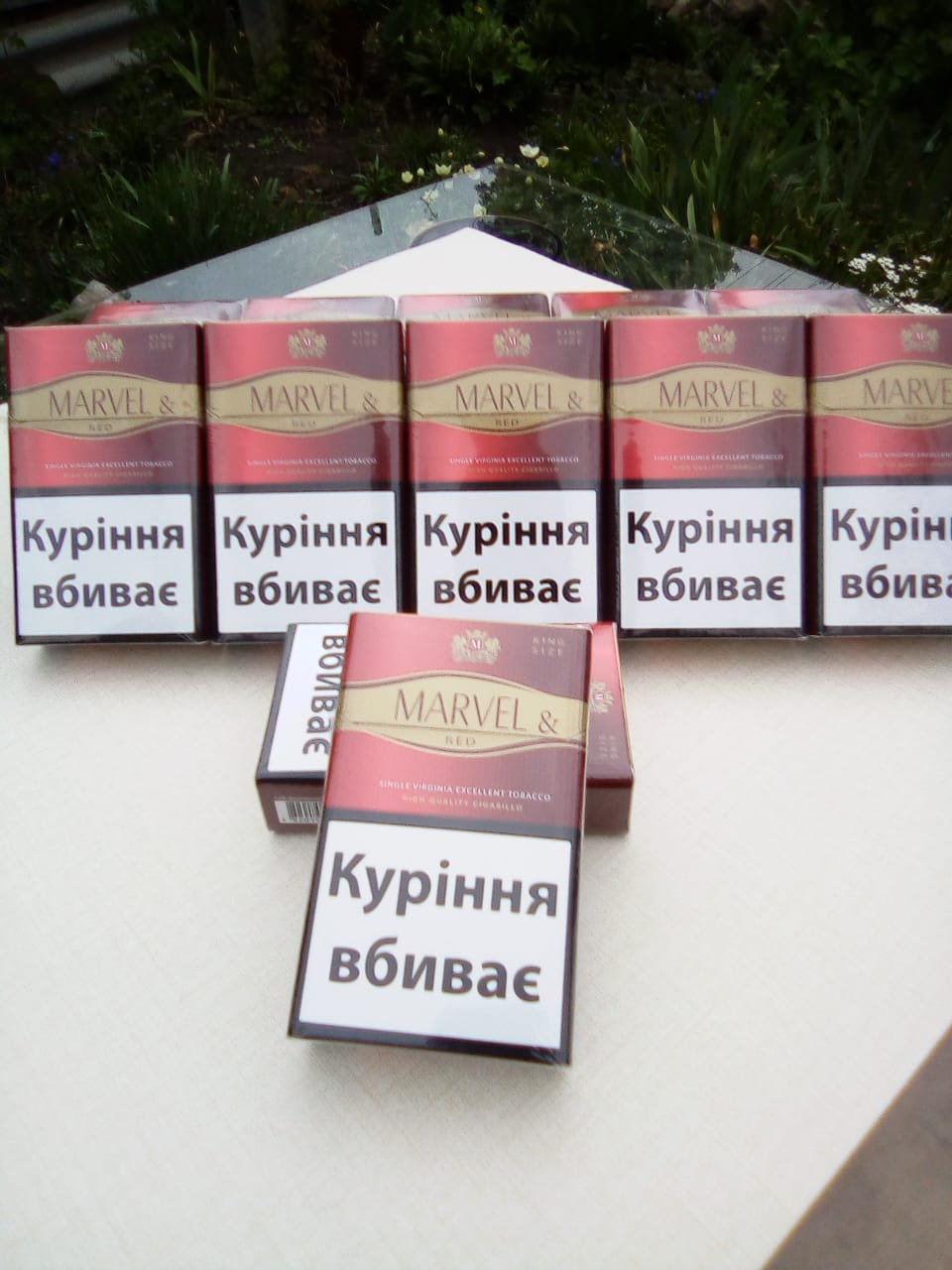 Продам сигареты Марвел