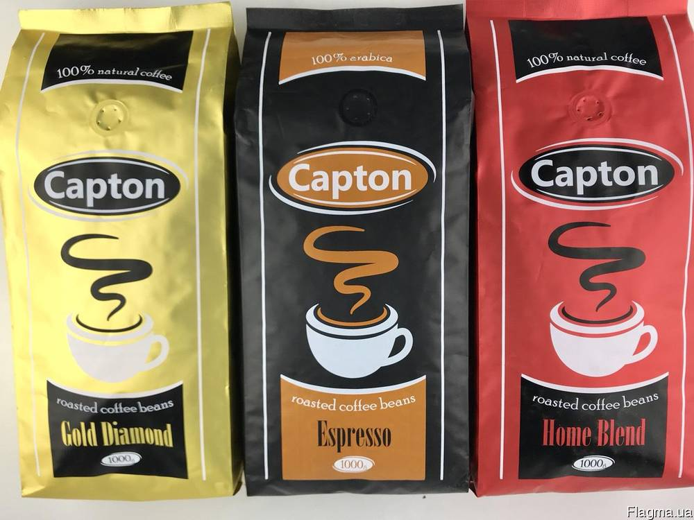 Кофе Capton Caffee