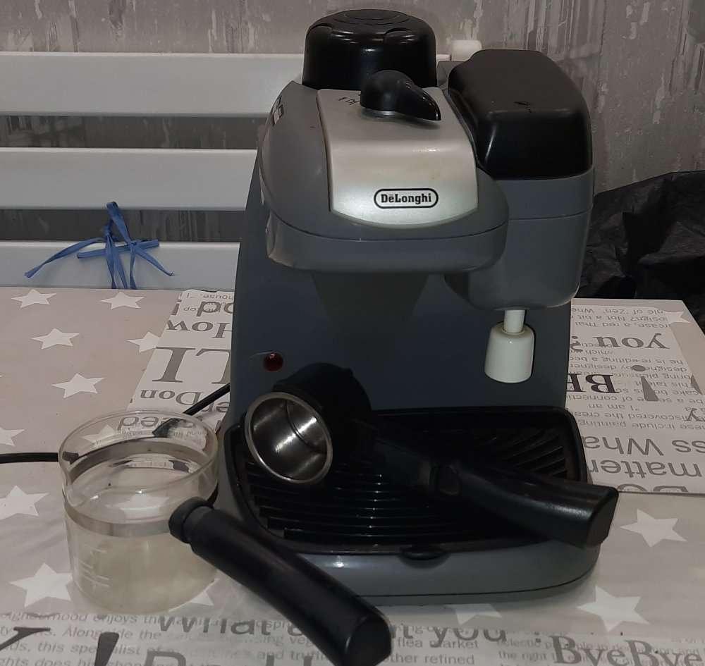 Кофеварка Delonghi, рожковая