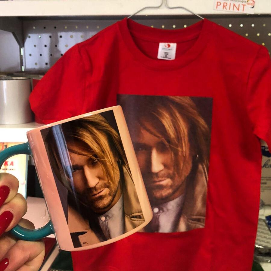 Печать на футболках. Принт на футболках от PrintMe
