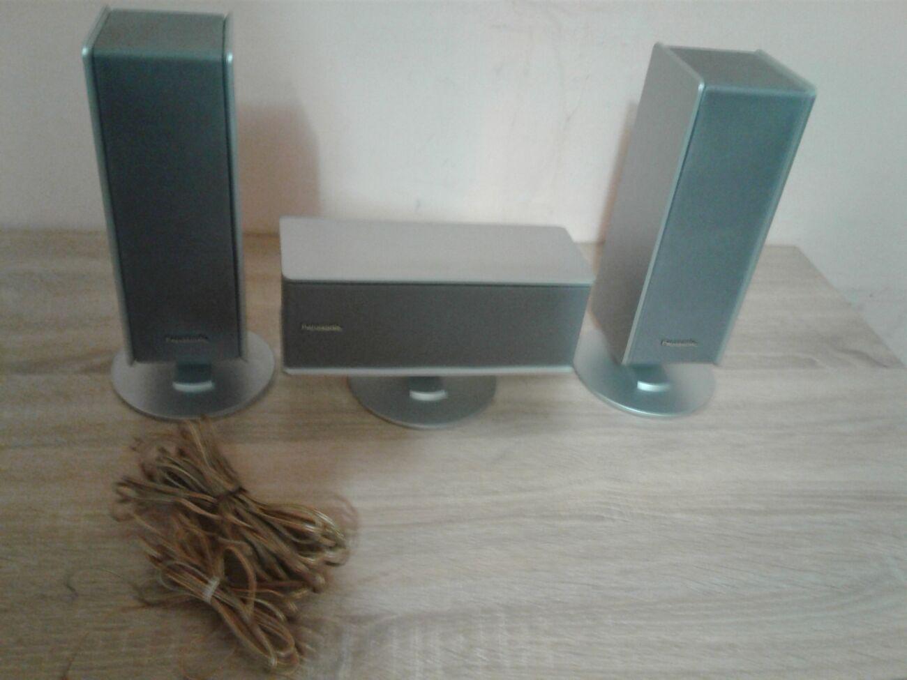Panasonic SB - FS / SB - PC 702 spakers system