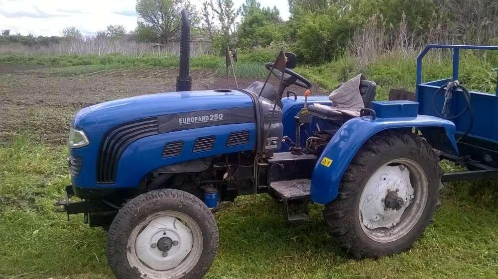 Мини трактор Europard 250 FT 250