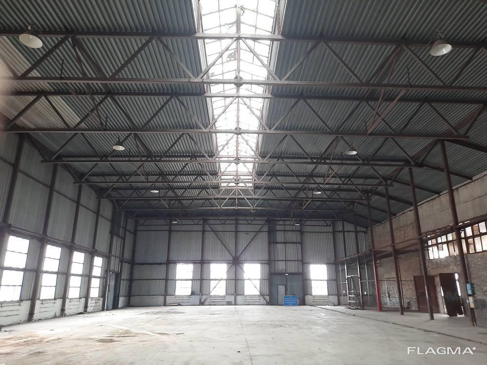 Производственно-складской комплекс 8585 квм. 1700 кВт.