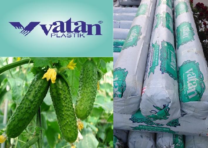 Многолетняя плёнка для теплиц Vatan Plastik (Турция). Высокое качество