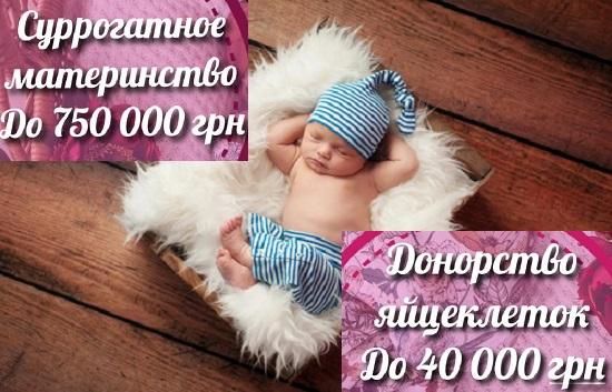 Центр суррогатного материнства «SURmamka» Белая Церковь