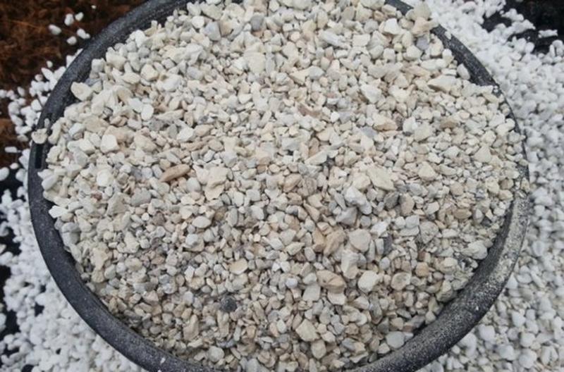 Цеолит мрамор/зеленый фасовка от 1 килограмма