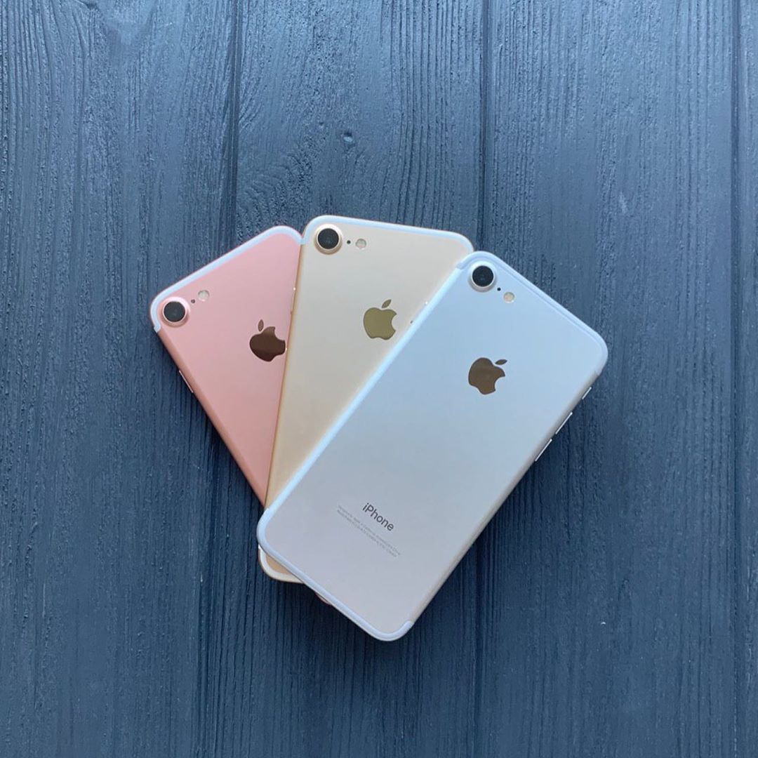 iPhone 7 новый Neverlock оригинал