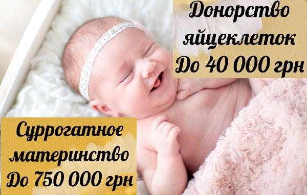 """Стати Донором яйцеклітин Львів """"HappyMama»"""