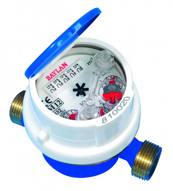 Счетчик для холодной воды Baylan КК-12 (ХВ) Dn15 R100
