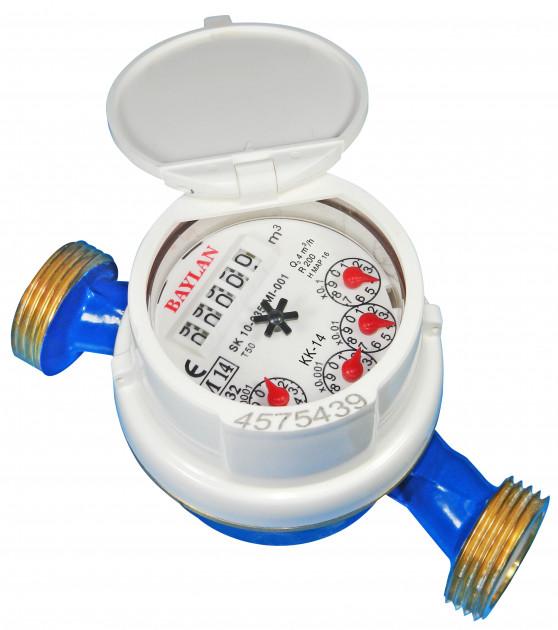 Счетчик для холодной воды Baylan КК-14 (ХВ) Dn20 R100