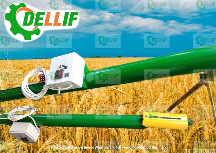 Погрузчик зерновой шнековый - Деллиф