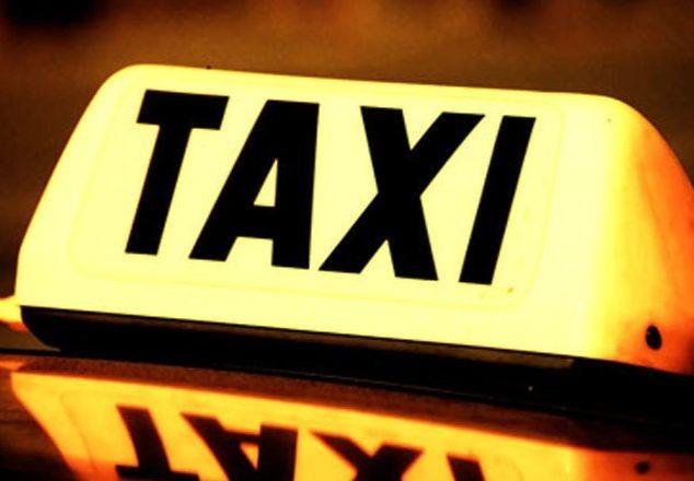 Водитель такси в Киев