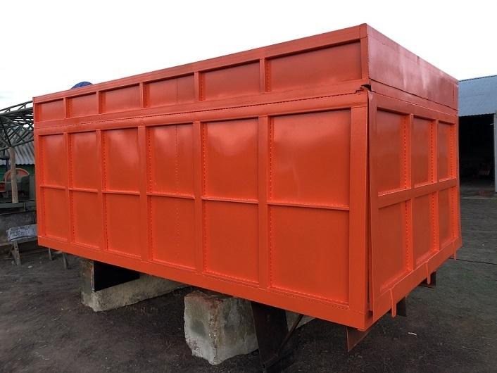 Кузов зерновоз самосвальный новый для грузовых автомобилей