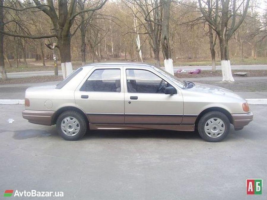 Форд - Скорпио, Сиерра и др. ... :запчасти, сварочные работы.