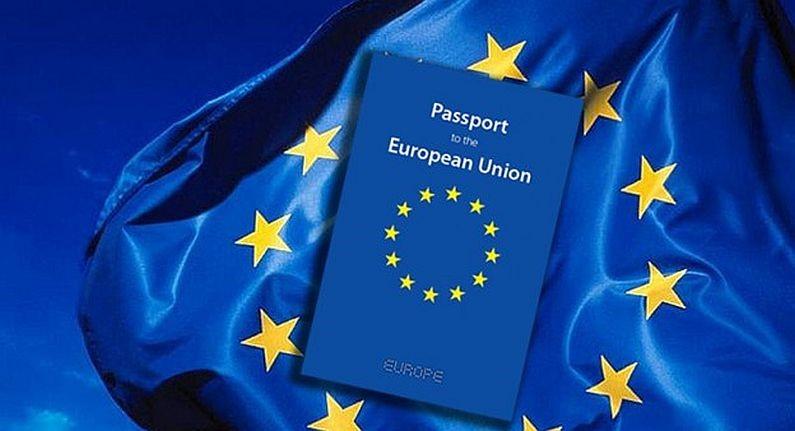 Купить паспорт Евросоюза ЕС