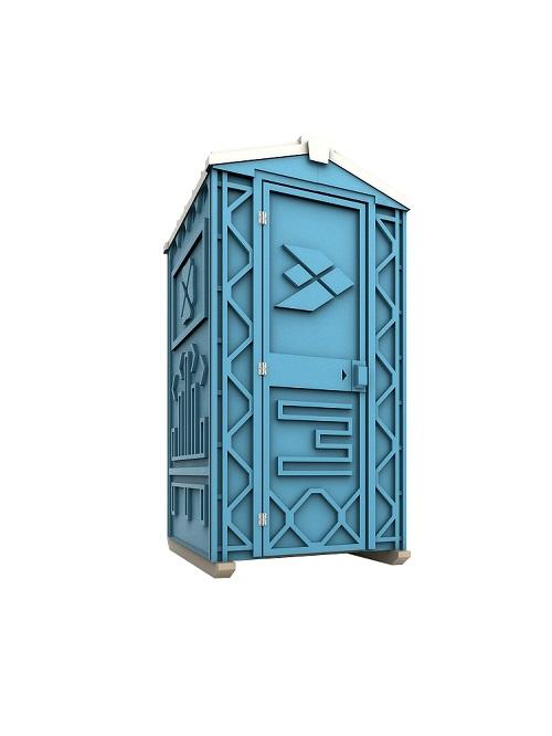 Новая туалетная кабина Ecostyle - экономьте деньги! Афины.