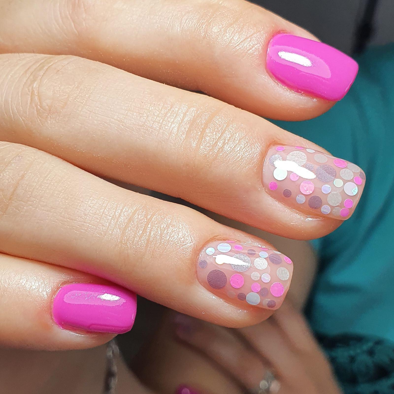 Наращивание, коррекция ногтей,покрытие гель-лака Николаев