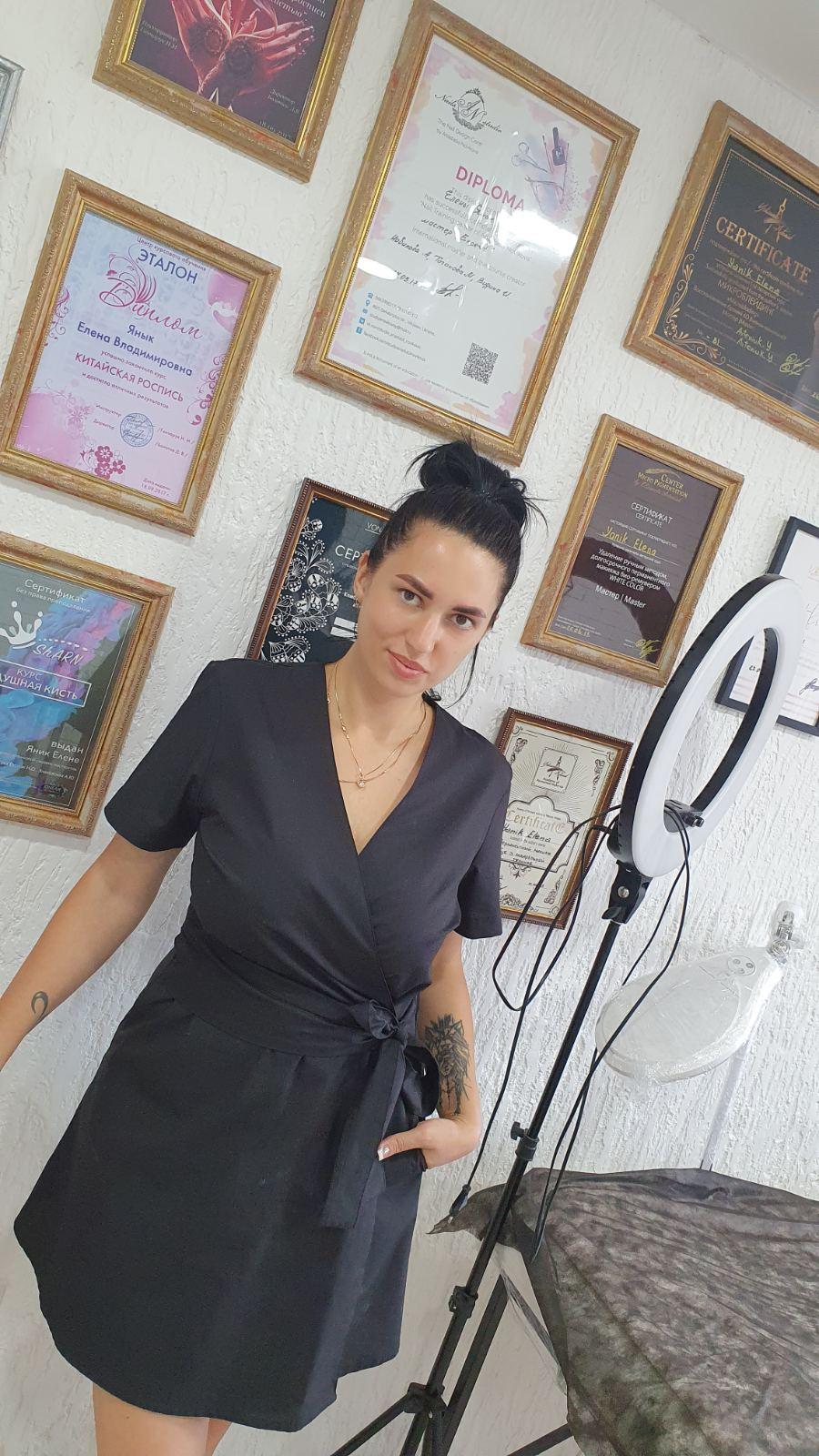 Удаление татуажа ремувером в Николаеве