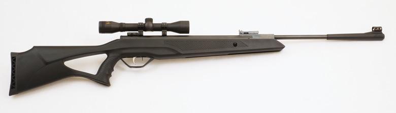 Пневматическая винтовка Beeman Longhorn с оптическим прицелом