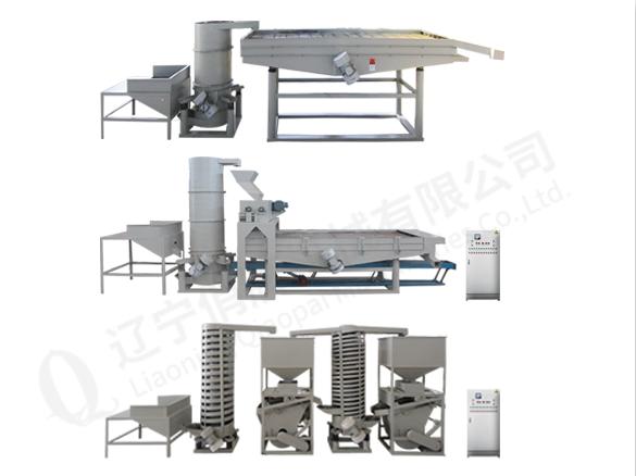 Оборудование для переработки кедровых орехов TFSZ-100