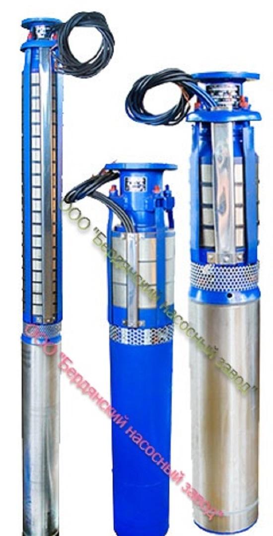 Насосы для скважин. Купить насосы ЭЦВ || Бердянский насосный завод