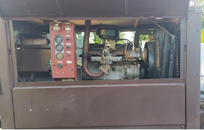 САК сварочный передвижной аппарат бензин