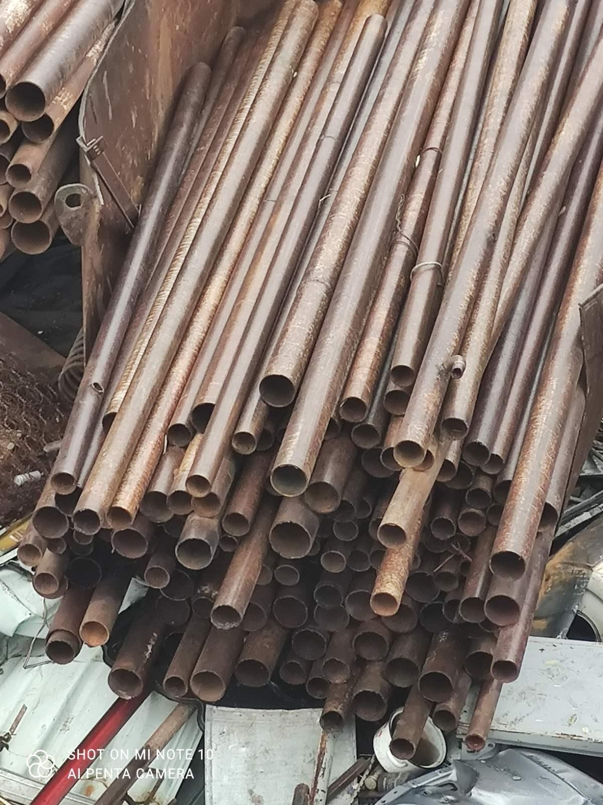 Труби металеві 100 мм