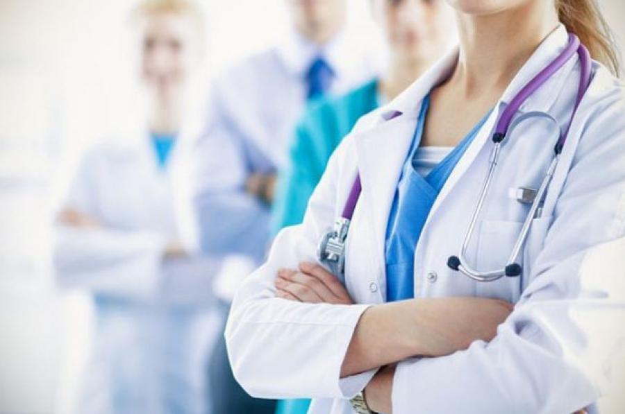 Медсестра, Катеринополь