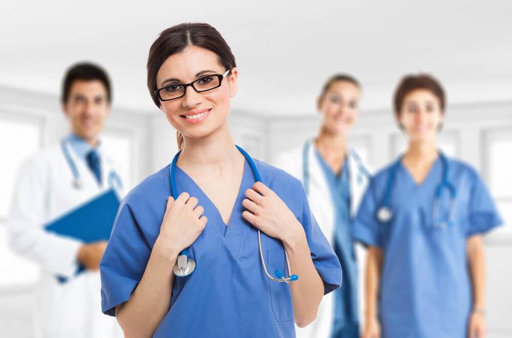 Вакансия медсестры