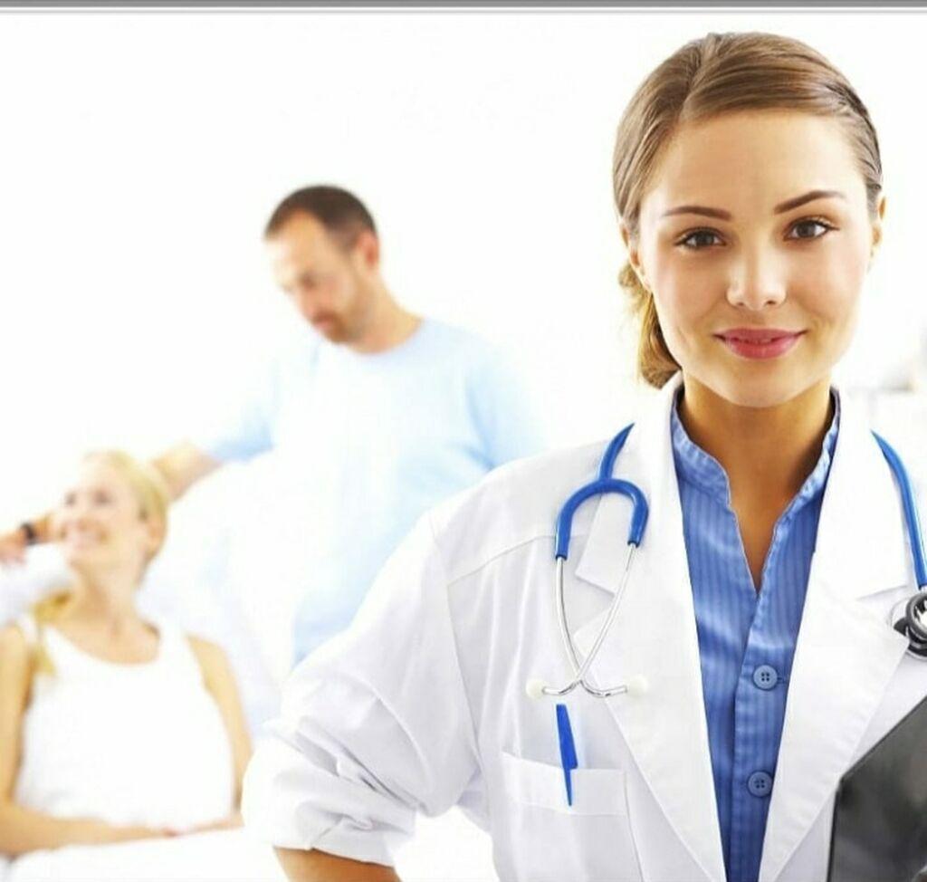 Требуется медсестра в Киев с проживанием (Ульяновка-Благовещенское)