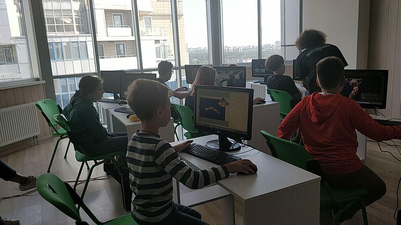 Компьютерная графика для детей (БЕСПЛАТНОЕ пробное занятие)1
