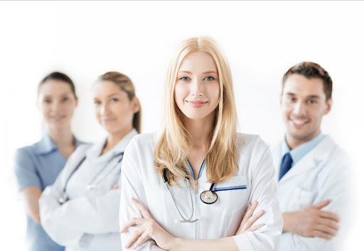 Работа медсестрой