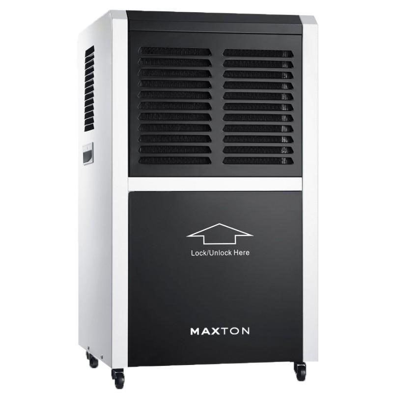 Мобільний промисловий Осушувач повітря Maxton MX-60L- вологопоглинач для боротьби з надмірною вологістю