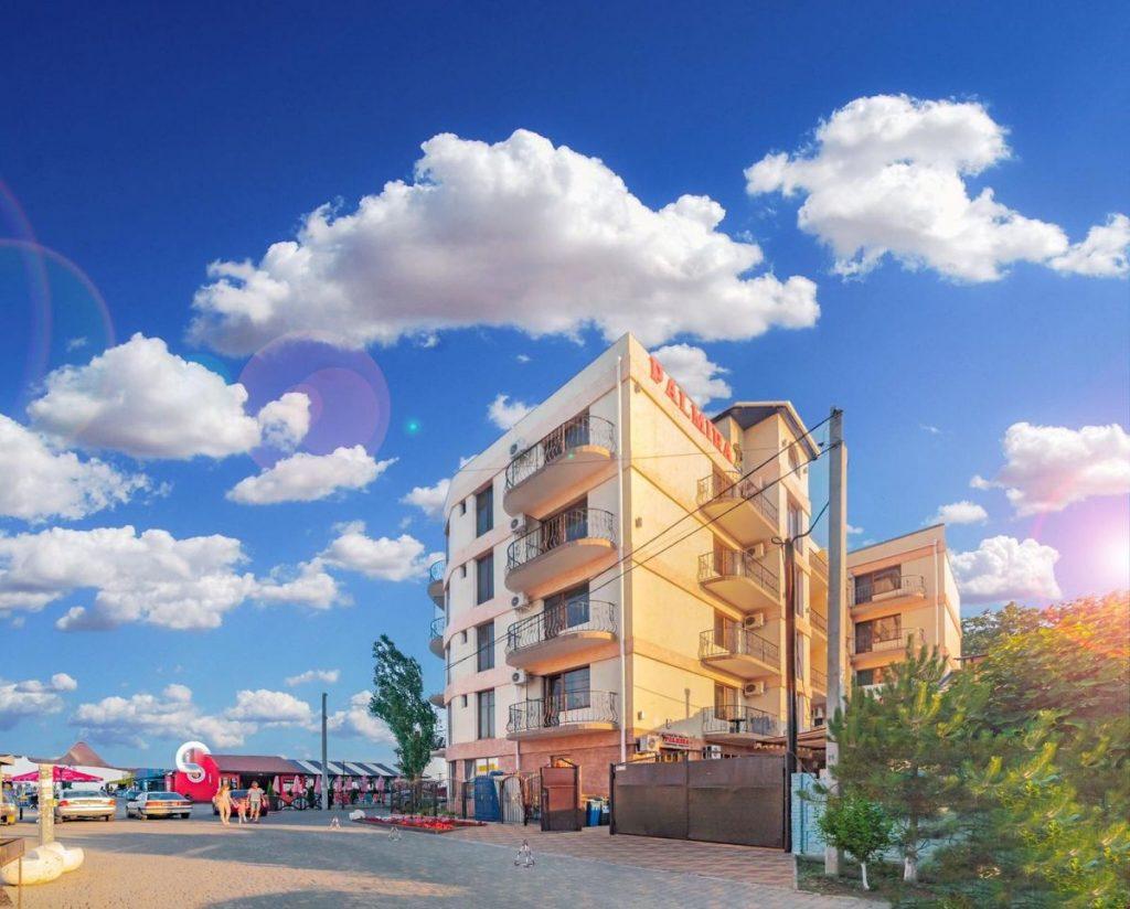 Довгоочікувана відпустка?! Літо,море,Одеса,Затока. Готель«Пальміра»