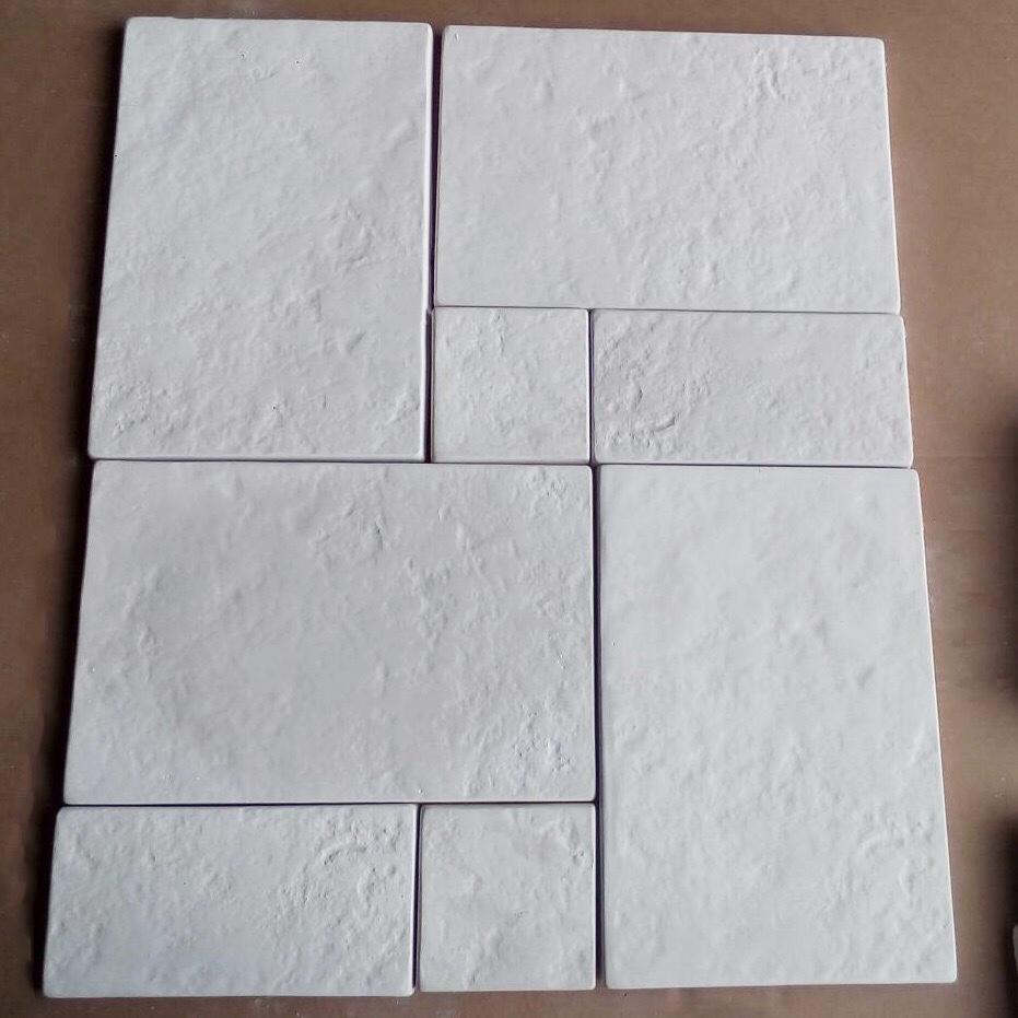 Плитка террасная рифленая Плитка для зоны вокруг бассейна
