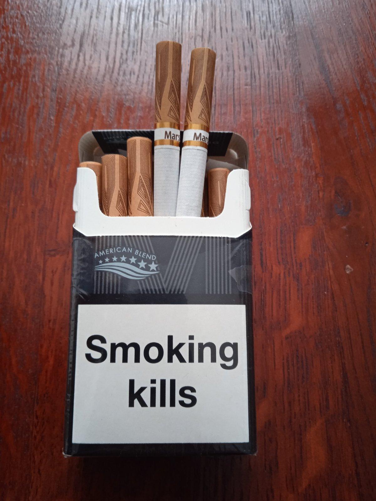 Сигареты дюти фри