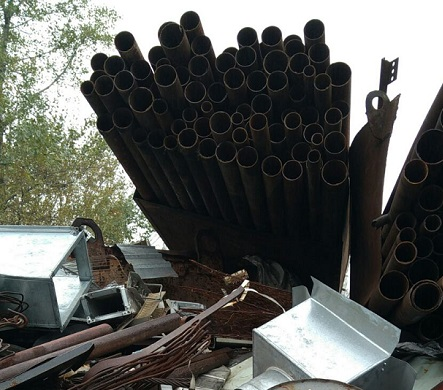 Труби металеві діаметр 100 мм