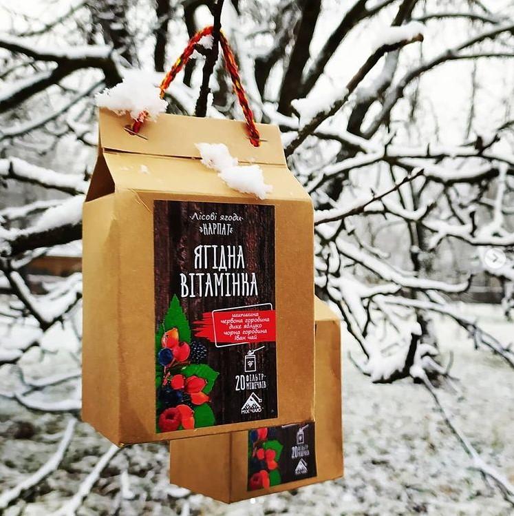MIX чая - натуральные продукты с Карпат1