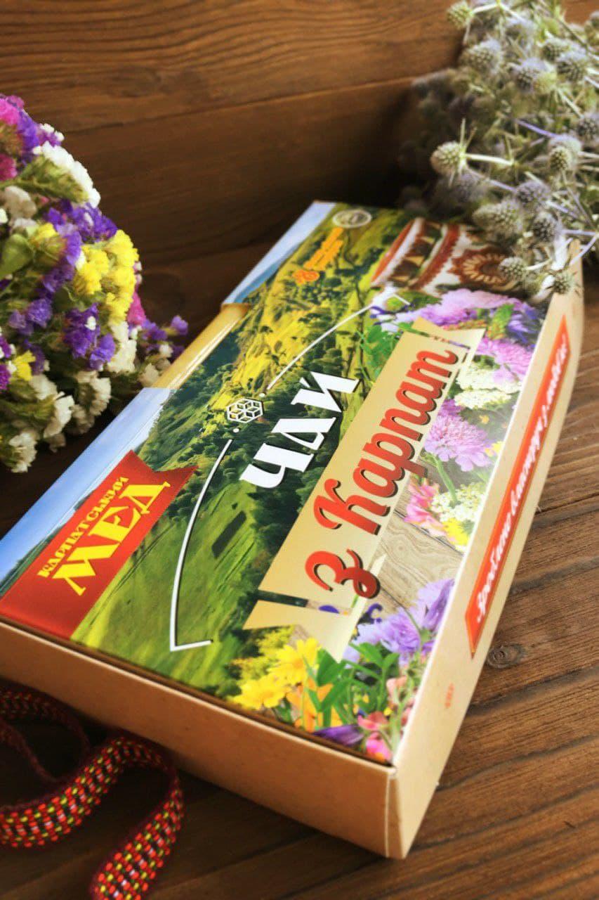 MIX чая - натуральные продукты с Карпат4