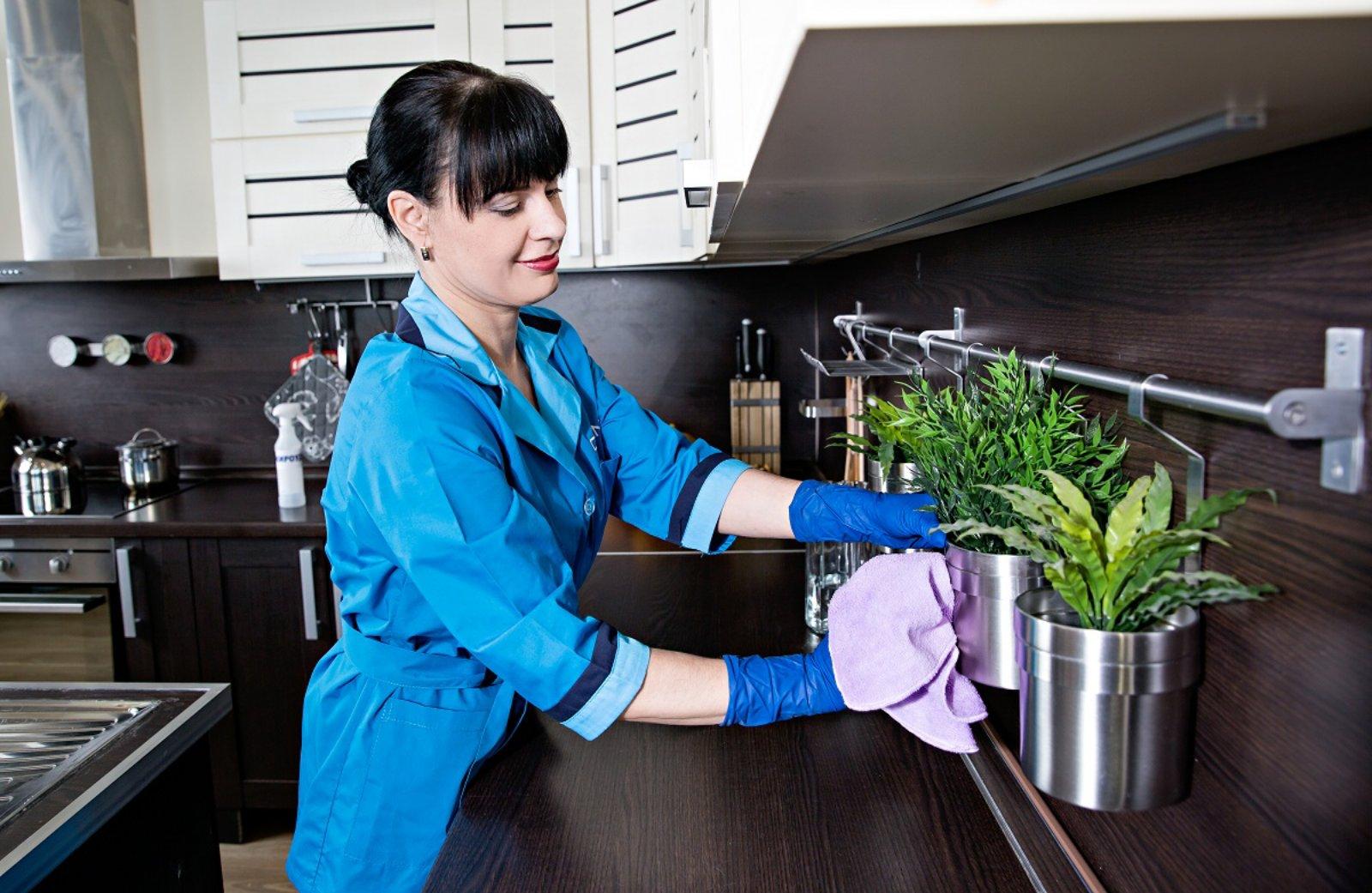 Ищем домработницу, экономку для уборки дома/квартиры